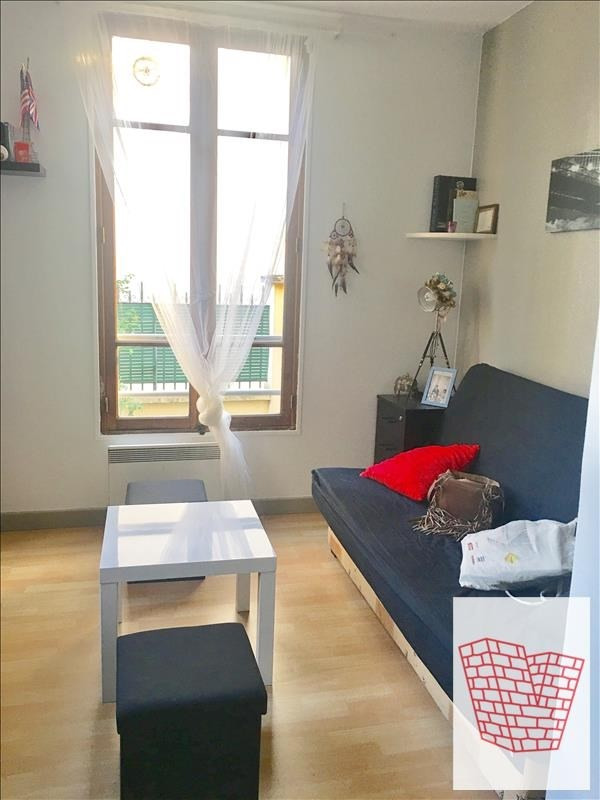Rental apartment Bois colombes 500€ CC - Picture 1