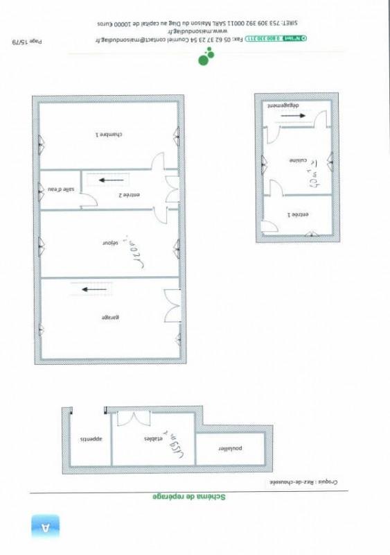Vente maison / villa Bagneres de bigorre 137000€ - Photo 3