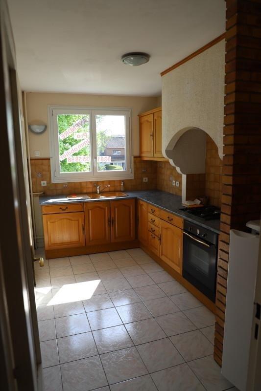 Sale apartment Seloncourt 74000€ - Picture 1