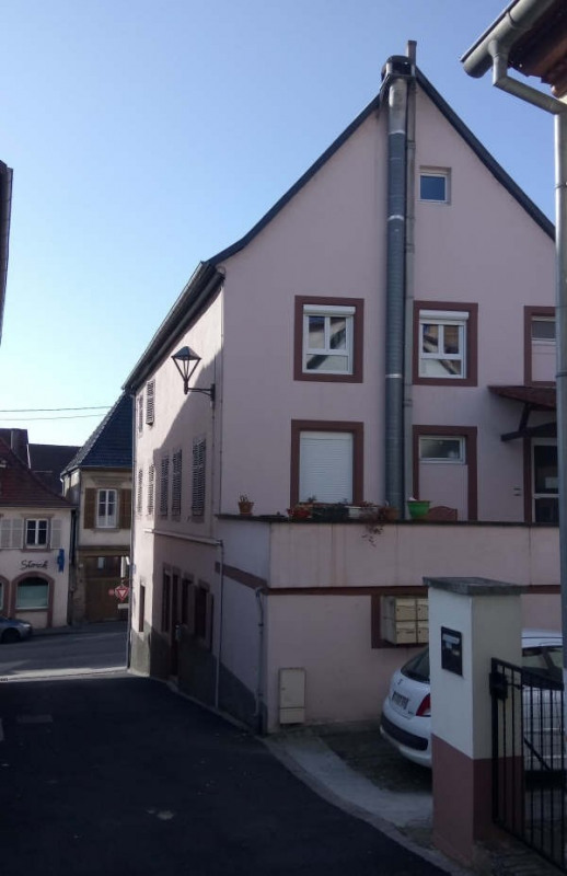 Sale building Hochfelden 371 500€ - Picture 2