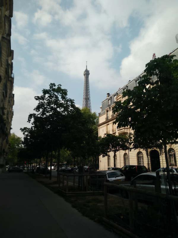 Vente de prestige appartement Paris 7ème 185000€ - Photo 2