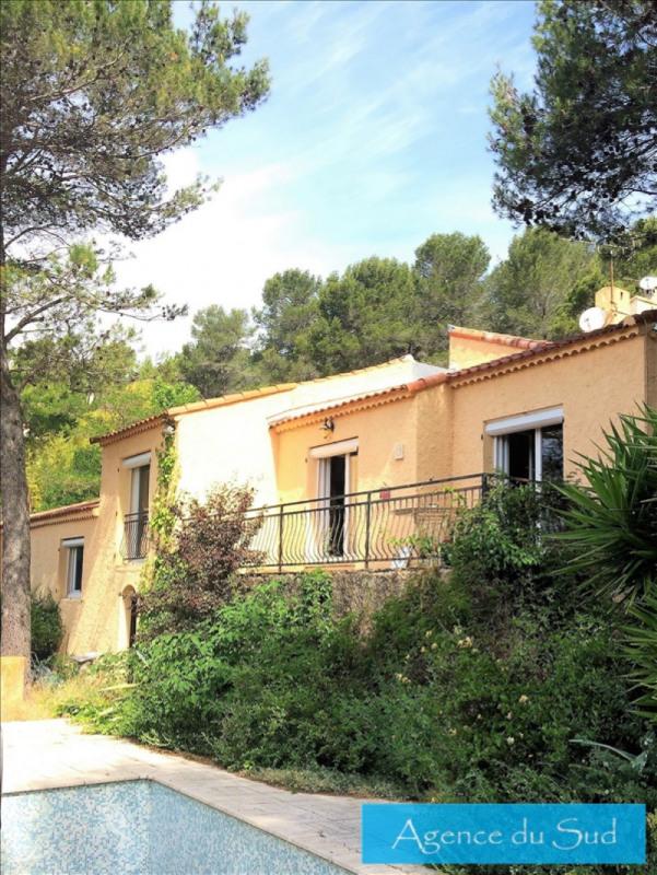 Vente maison / villa Carnoux en provence 450000€ - Photo 2