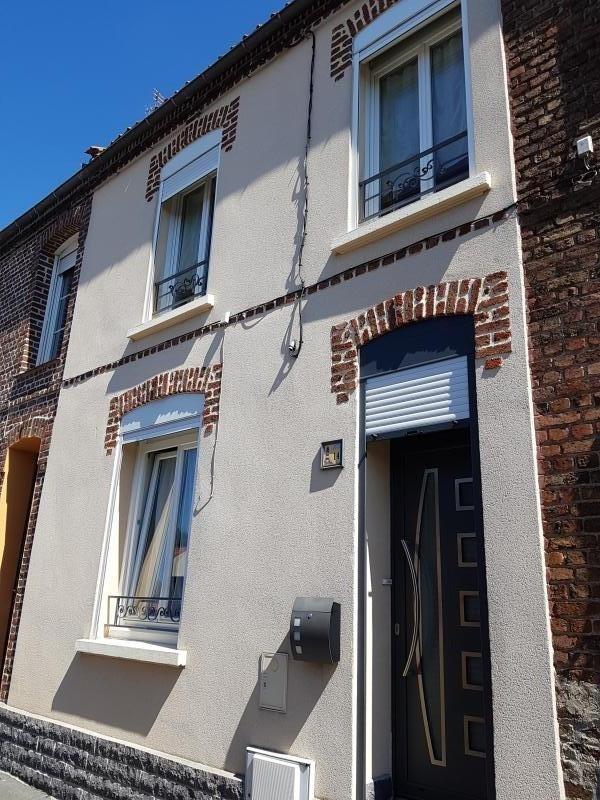 Sale house / villa Escaudoeuvres 129580€ - Picture 1