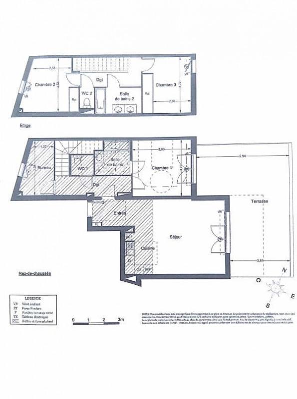 Vente appartement St georges d orques 328000€ - Photo 2