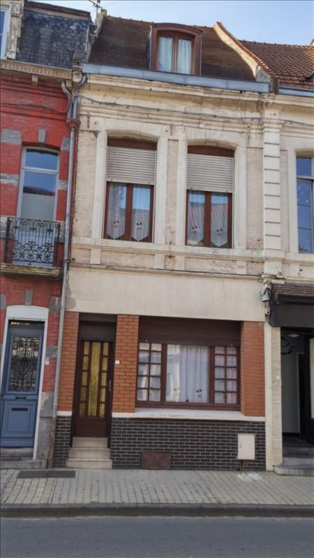 Vente maison / villa Aire sur la lys 117500€ - Photo 1