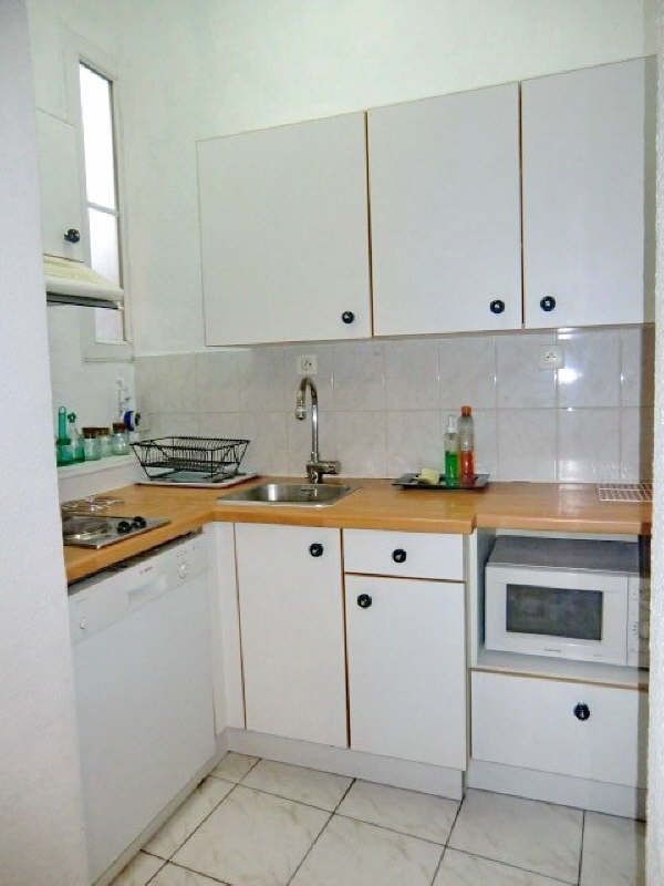 Rental apartment Nice 760€ CC - Picture 4