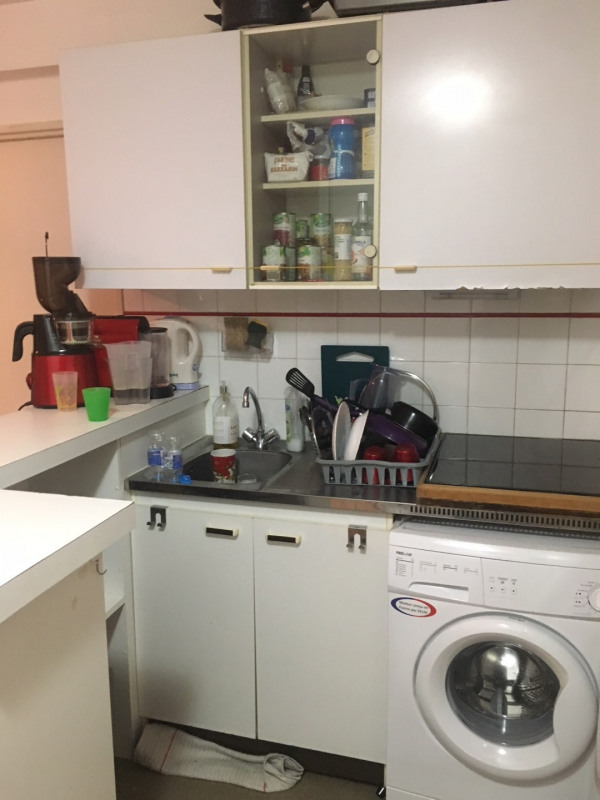 Sale apartment Toulouse 160000€ - Picture 2