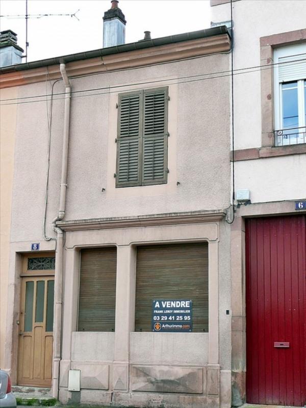 Sale house / villa Raon l etape 39000€ - Picture 1