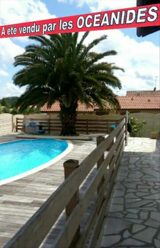 Vente maison / villa St martin de seignanx 379000€ - Photo 1