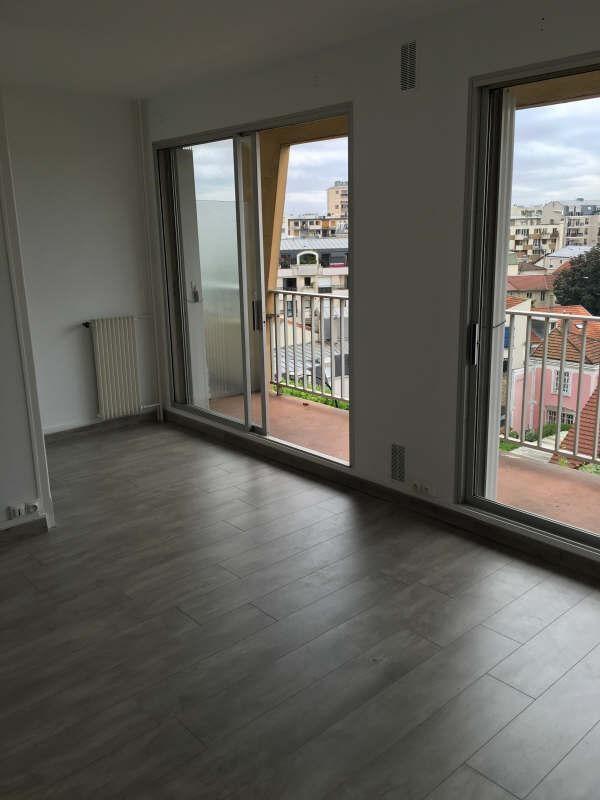 Rental apartment La garenne colombes 680€ CC - Picture 2