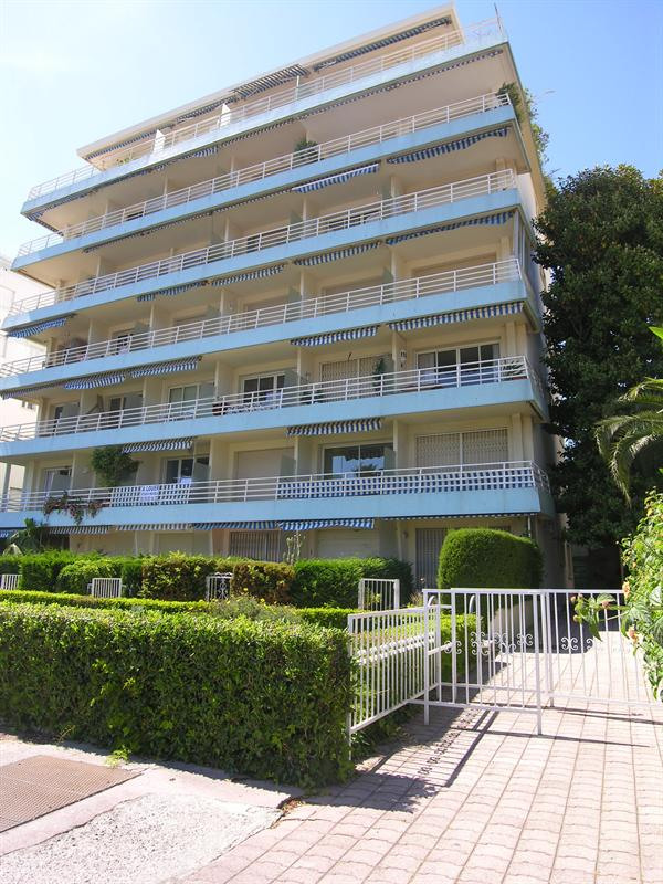 Vacation rental apartment Golfe juan 280€ - Picture 1