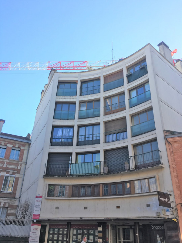 Rental office Toulouse 610€ HC - Picture 3
