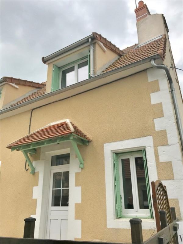 Sale house / villa Pougues les eaux 90000€ - Picture 1