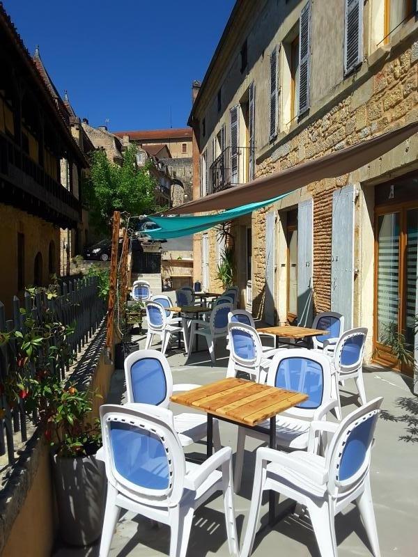 Commercial property sale shop St cyprien 82500€ - Picture 3