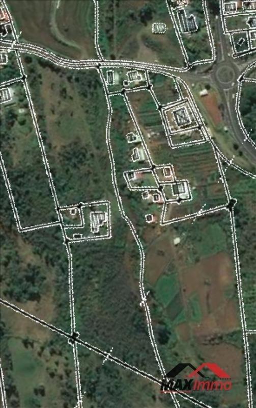 Vente terrain La plaine des cafres 313000€ - Photo 1