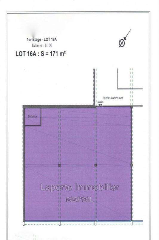 location bureau antibes 06600 antibes de 171 m ref 585p98l. Black Bedroom Furniture Sets. Home Design Ideas