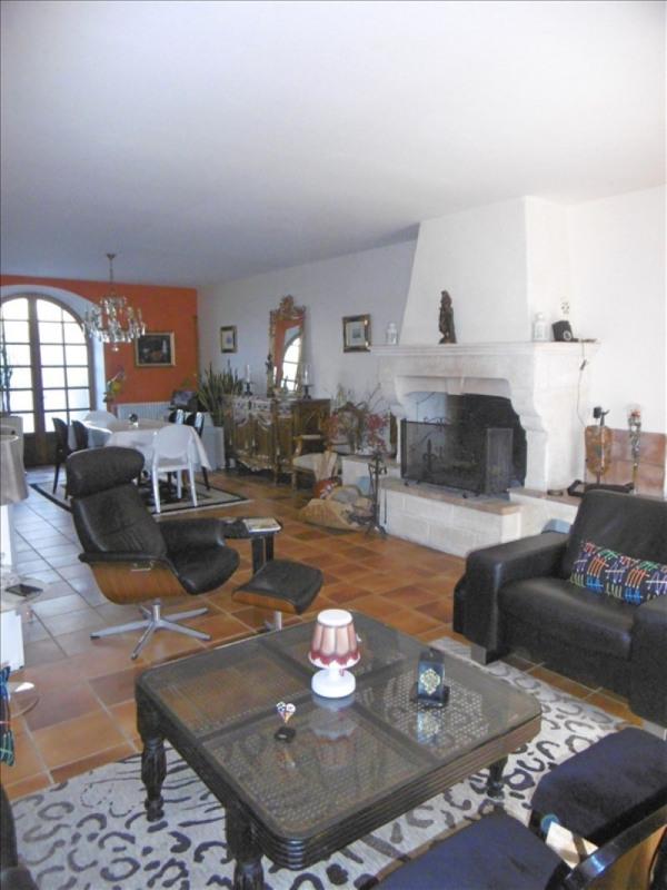Vente maison / villa Aigues vives 454000€ - Photo 4