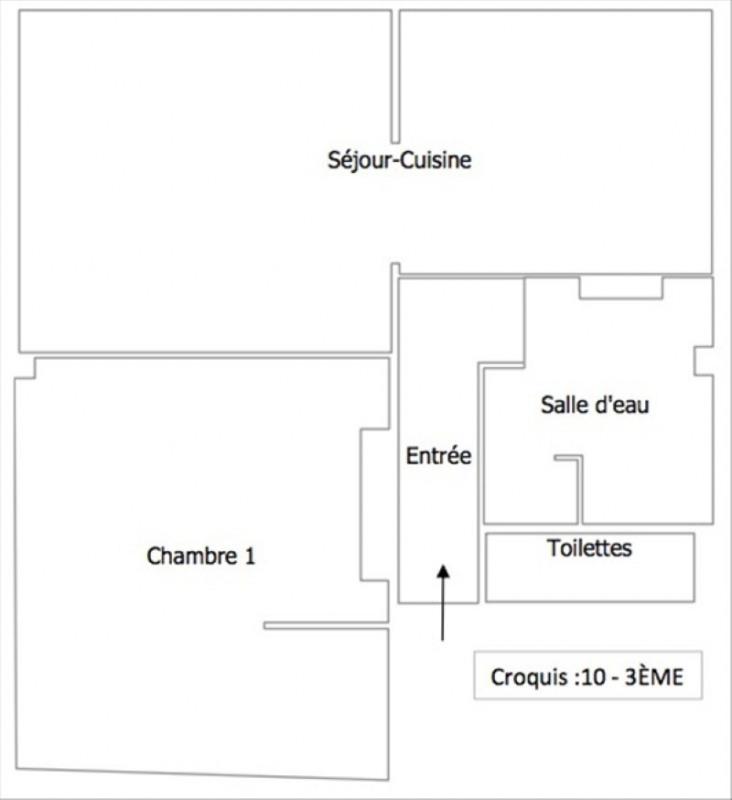 Vente appartement Villeneuve st georges 120000€ - Photo 9