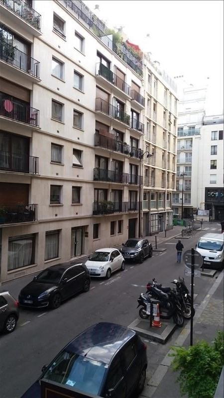 Rental apartment Paris 17ème 1395€ CC - Picture 7