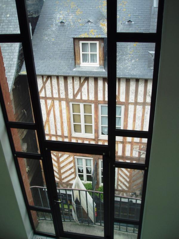 Alquiler  apartamento Honfleur 516€ CC - Fotografía 2