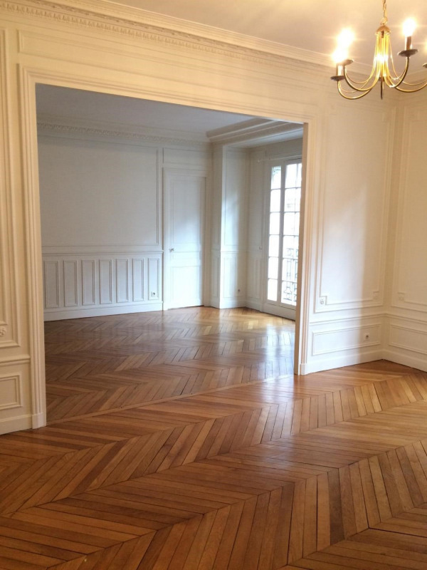 Rental apartment Paris 17ème 3 785€ CC - Picture 3