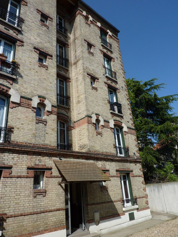 Rental apartment Colombes 795€ CC - Picture 1