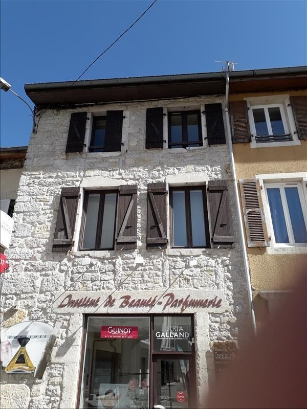 Investment property building Oyonnax 189 000€ - Picture 1