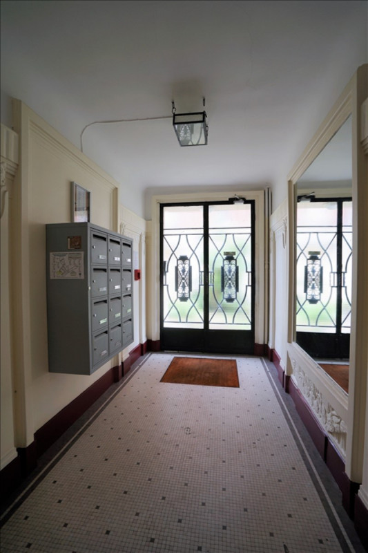 Sale apartment Asnieres sur seine 292000€ - Picture 2