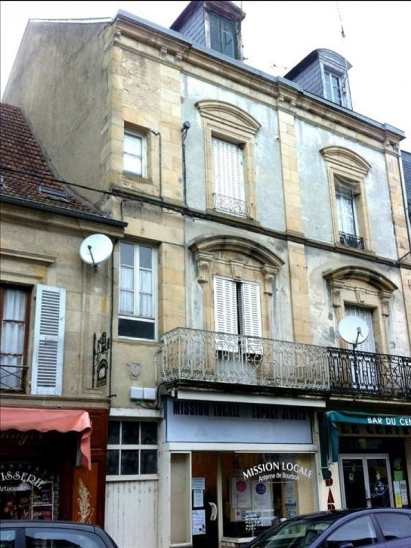 Sale building Bourbon l archambault 64 200€ - Picture 1