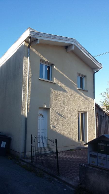 Location maison / villa La brède 610€ CC - Photo 1