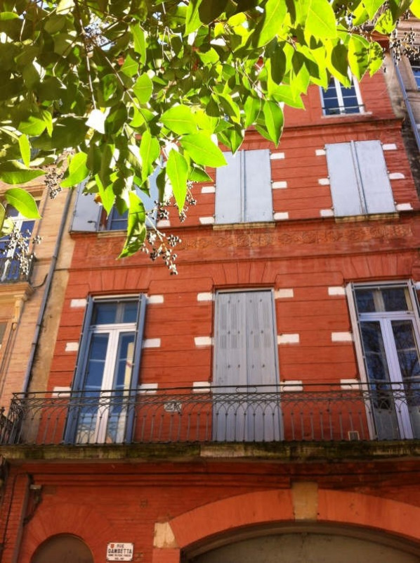 Rental apartment Toulouse 641€ CC - Picture 1