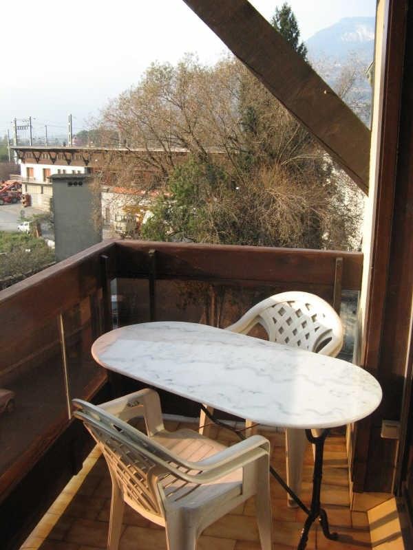 Rental apartment Le fayet 605€ CC - Picture 4