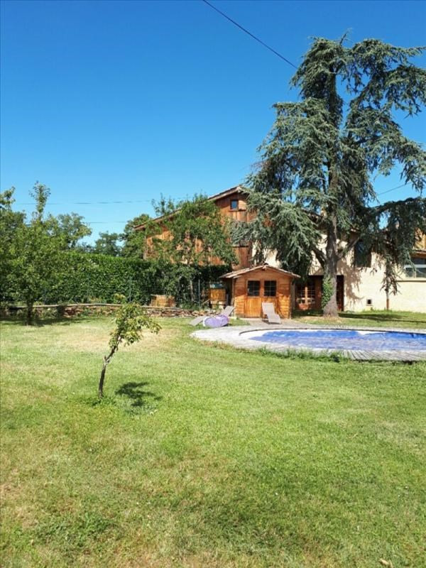 Vente maison / villa Liergues 315000€ - Photo 1