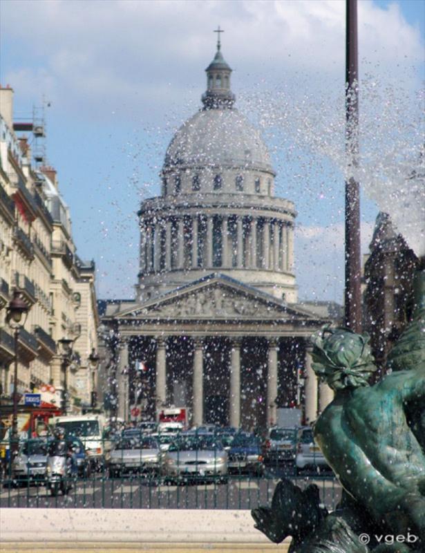 Vente de prestige appartement Paris 5ème 1485000€ - Photo 1