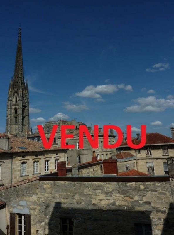 Vente appartement Bordeaux 127500€ - Photo 1
