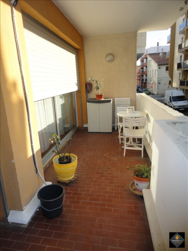Sale apartment Sete 92 000€ - Picture 3