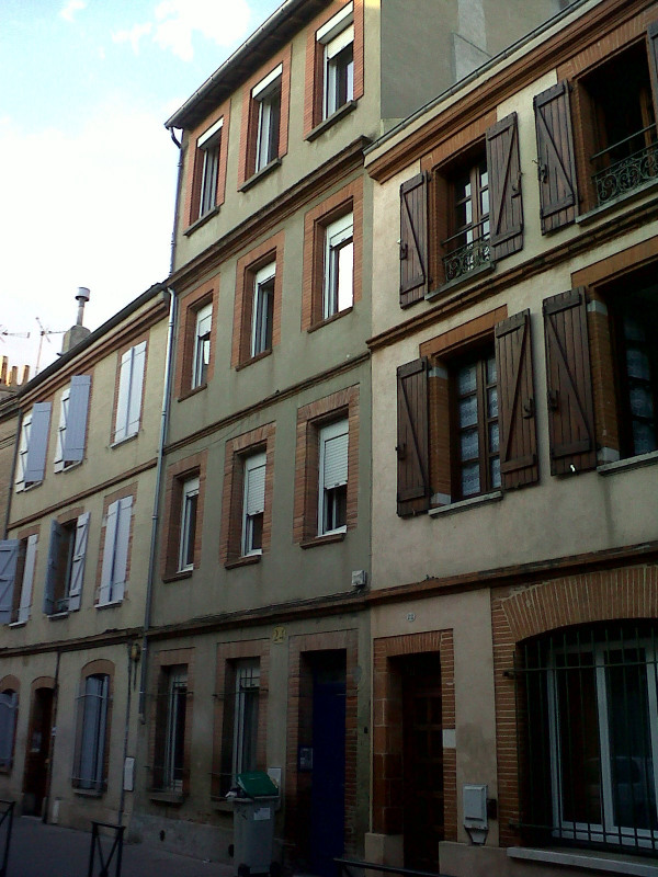 Rental apartment Toulouse 444€ CC - Picture 4
