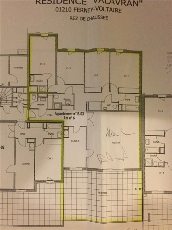 Vente appartement Ferney voltaire 699000€ - Photo 10