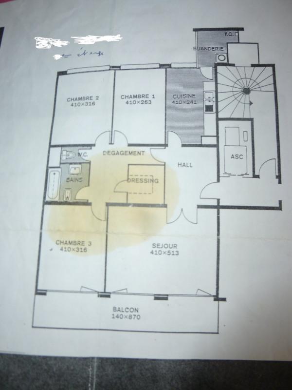 Vente appartement Saint-égrève 225000€ - Photo 7