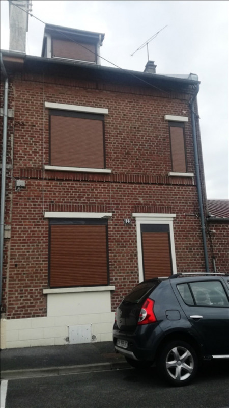 Vente maison / villa St quentin 81 250€ - Photo 1