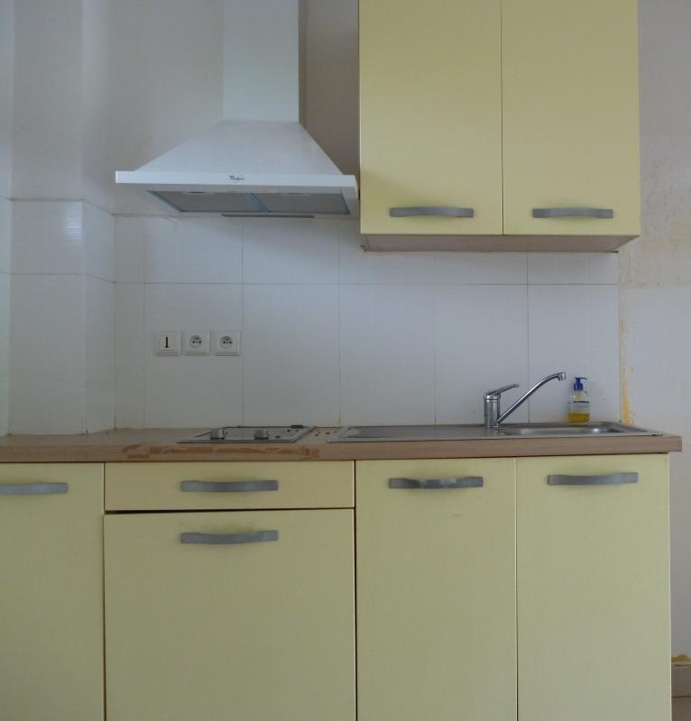 Rental apartment Ste clotilde 442€ CC - Picture 3