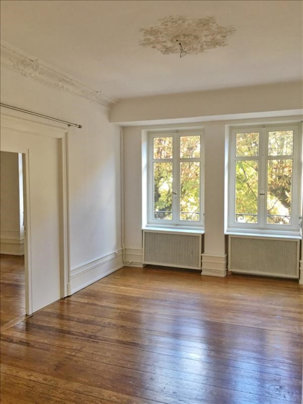 Sale apartment Strasbourg 348 400€ - Picture 1