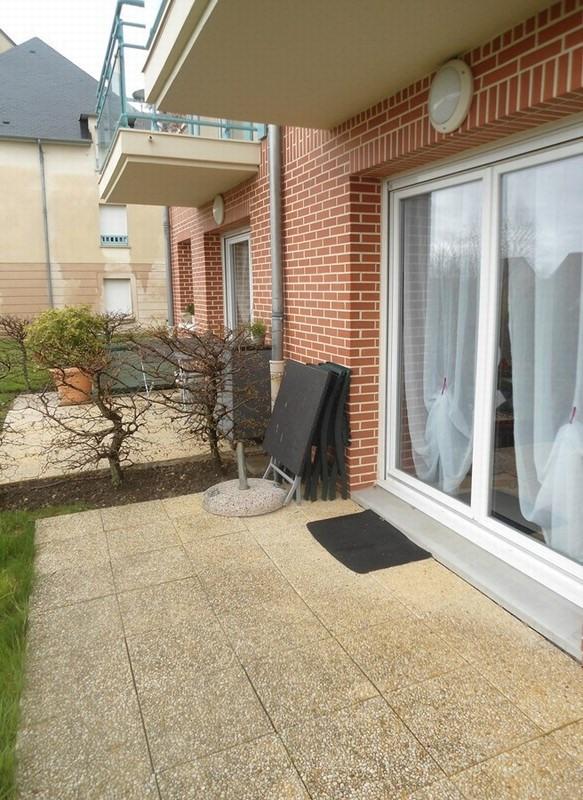 Verkoop  appartement Touques 118800€ - Foto 6