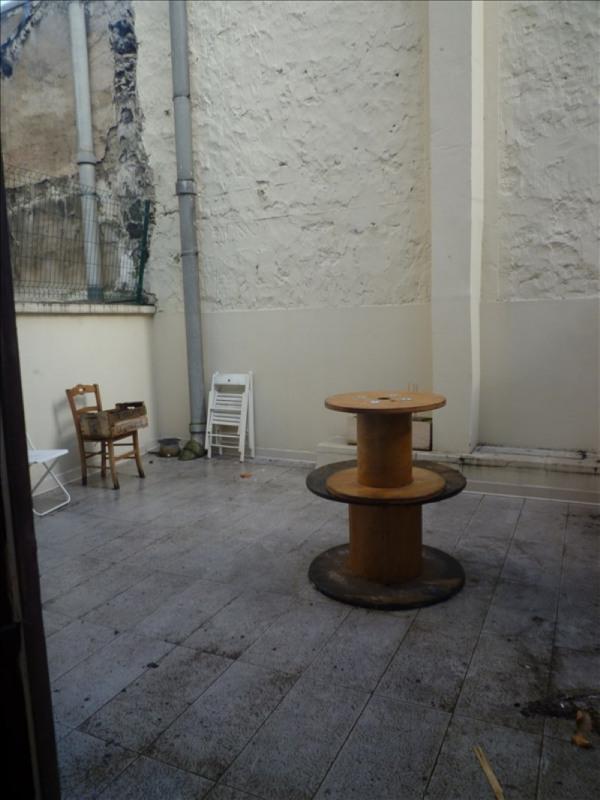 Rental apartment Paris 20ème 669€ CC - Picture 2