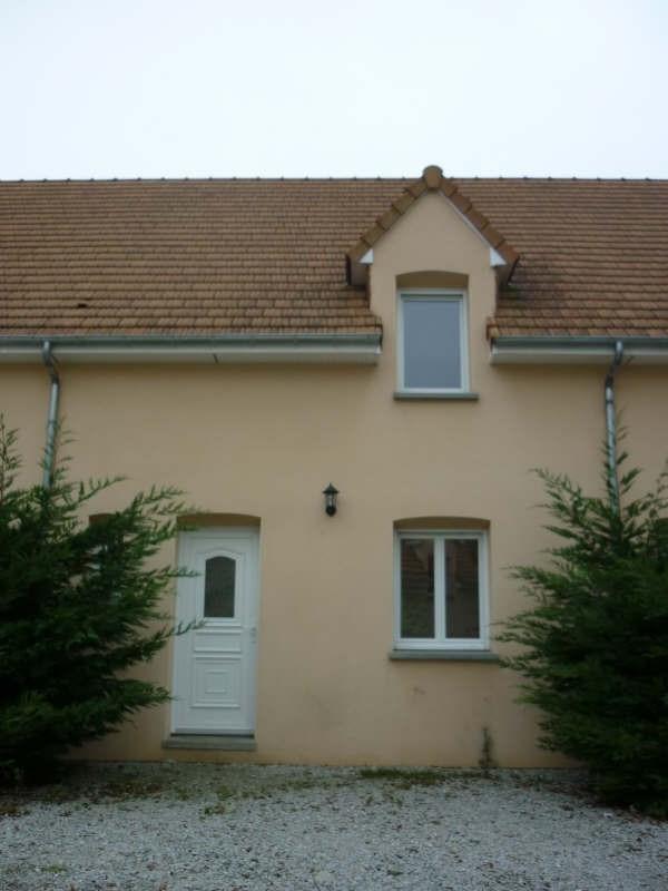 Location maison / villa Mortagne au perche 500€ CC - Photo 1