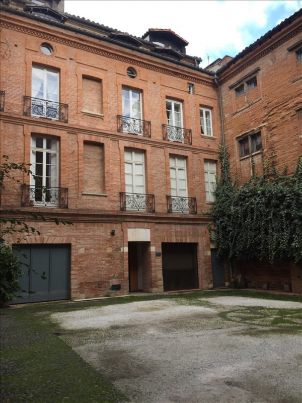Rental apartment Toulouse 1 167€ CC - Picture 1