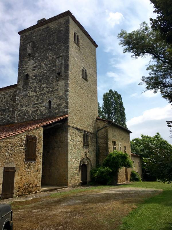 Sale chateau Lannepax 630000€ - Picture 2