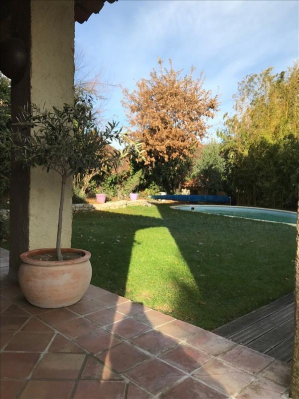Vente de prestige maison / villa Le puy ste reparade 599000€ - Photo 7