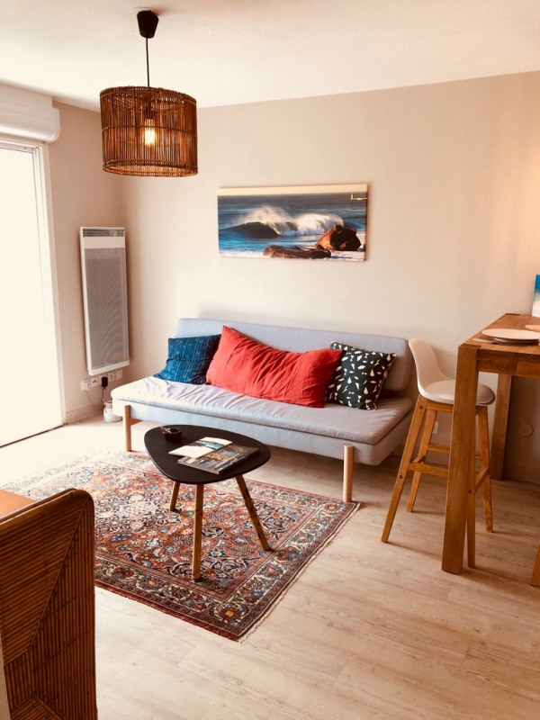 Location vacances appartement Hossegor 615€ - Photo 6