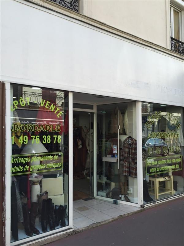 Sale shop La varenne st hilaire 60000€ - Picture 2